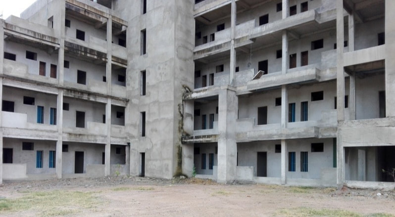 Unfinished Condo Building For Sale in Hua Hin, Thailand